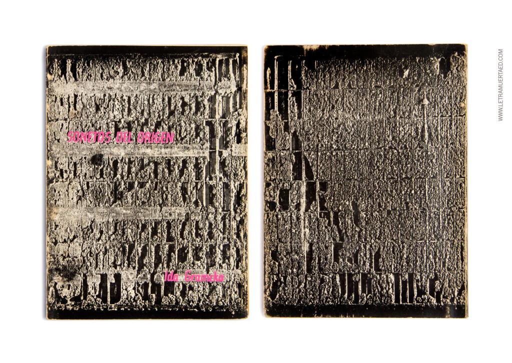 «Sonetos de origen». Vargas: Tipografía Vargas, 1972. 1a edic. Ilustraciones: Carlos Puche. Diagramación: Benavides José D.