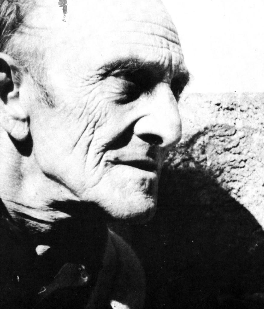Renzo Vestrini, padrastro de la poeta. Catálogo Exposición individual del artista.