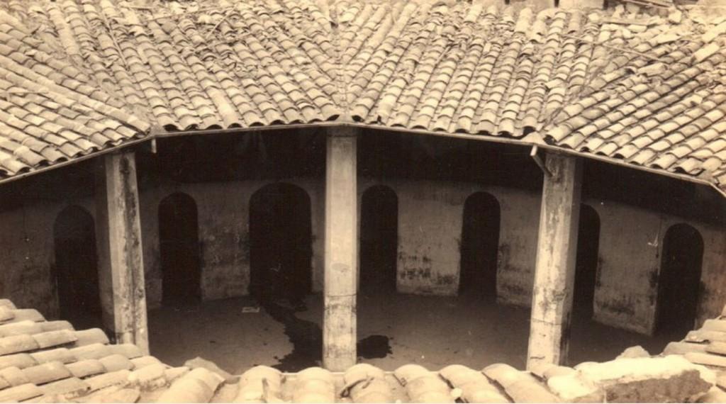 1936. Interior de la Carcel La Rotunda. 3. (j) - copia