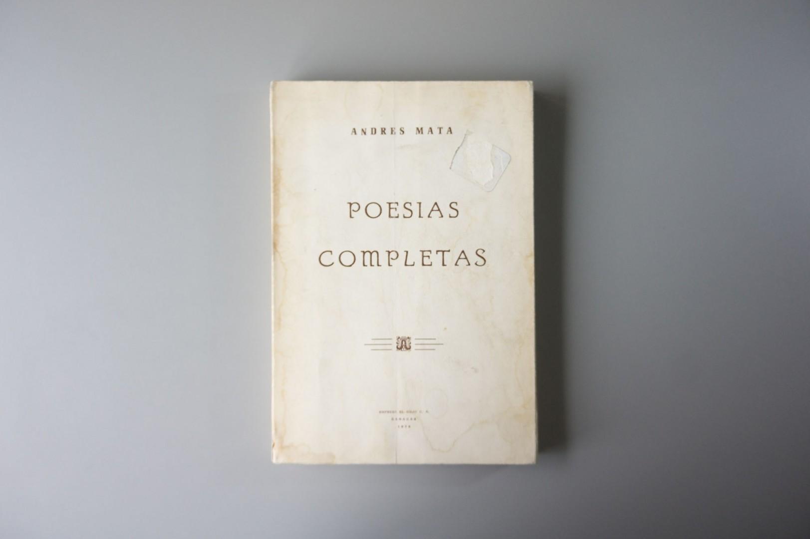 Andres Mata - Poesias Completas (1)