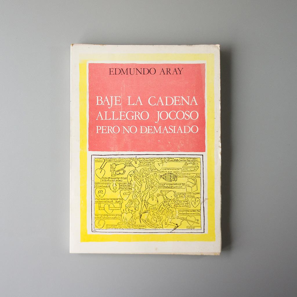 Edmundo Aray - Baje La Cadena - tienda
