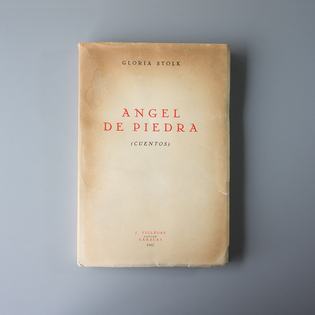 Gloria Stolk - Angel de Piedra - tienda