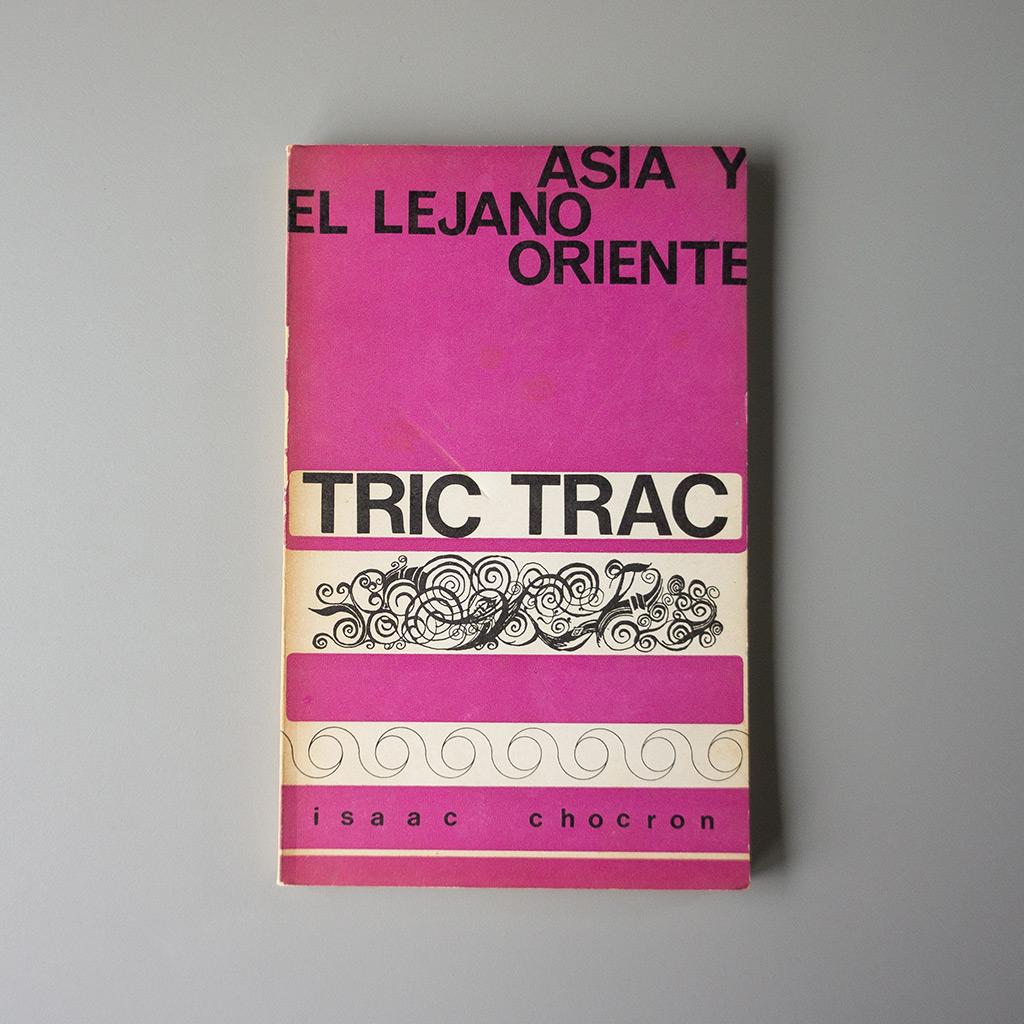 Isaac Chocron - Tric Trac - tienda