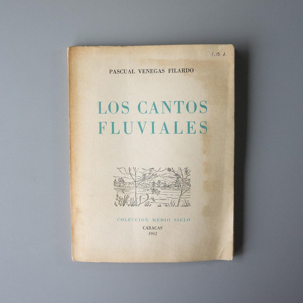 Pascual Venegas Filardo - Los cantos fluviales - tienda